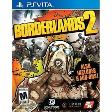 Borderlands 2 *Launch Edition + Bonus DLC* (PS VITA) Brand NEW Sealed