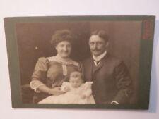 St. Fiden - Hans Sellmayr mit Frau und Kind - Portrait / KAB