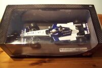 1/18 WILLIAMS F1 BMW FW23 JUAN PABLO MONTOYA 2001 LAUNC