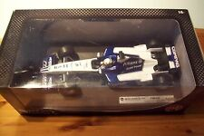 1/18 WILLIAMS F1 BMW FW23 JUAN PABLO MONTOYA 2001 LAUNC