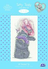 DMC-Punto Croce Kit-Tatty Teddy-tutto Vestito bl1129/72