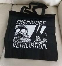 More details for exclusive carnivore retaliation tote bag