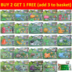 Plants VS Zombies Peashooter PVC Action Figure Model Soft Toy Kid Xmas Gifts Toy