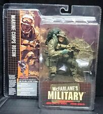 Serie Militar McFarlane's debut: Marine Corps Recon variante McFarlane. com