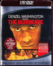 The Hurricane (HD-DVD, 2007) New Denzel Washington