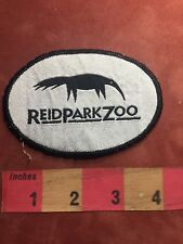 Vtg Reid Park Zoo Reidpark Zoo Arizona Patch (Aardvark ? Anteater?) 89We