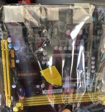 NEW❗️Foxconn H67S V2.0 Intel H67 Mini ITX Intel Motherboard LGA 1155