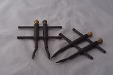 """Set of Spanner Wrenches (1/32' and 3/32"""")  Tool for Lens with Rusty Spots As Is"""
