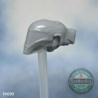 """FH099 female head cast for use with 3.75"""" Star Wars Rebels figures"""
