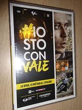 DVD N° 1 IO STO CON VALE LA SFIDA LA BATTAGLIA L'EPILOGO VALENTINO ROSSI