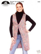 Knitting Contemporary Vests Patterns For Sale Ebay