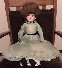 Antique Armand Marseille German Lady Doll - 24� 370 242