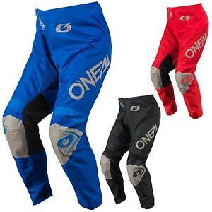 O'Neal Herren Motocross Hose Matrix Ridewear Enduro Offroad Cross Downhill MX FR