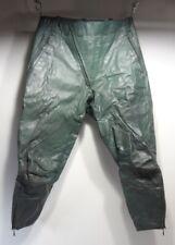 115 Vintage 50th 60th Stiefelhose Kradmelder Motorradhose Breeches grün Gr. ?