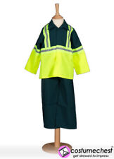 Childrens Girls Boys 5-7 years Paramedic Costume by Pretend To Bee