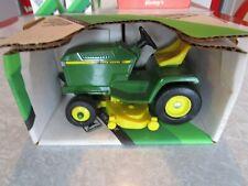 Vintage Ertl Die Cast John Deere 1/16 Scale Lawn and Garden Tractor # 5591
