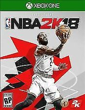2K NBA 2K18 for Xbox One