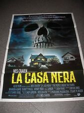 LA CASA NERA THE PEOPLE UNDER THE STAIRS MANIFESTO HORROR WES CRAVEN ADAMS