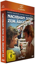Nachbarn sind zum Ärgern da - mit Uschi Glas & Georg Thomalla - Filmjuwelen DVD