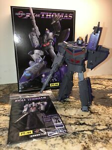 Transformers Masterpiece Fans toys ft-44 thomas ASTROTRAIN