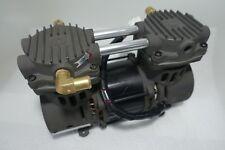 Ölfrei! - 900 mbar Vakuumpumpe ZW 280F Kompressor Kolbenpumpe
