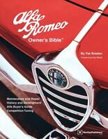Alfa Romeo Owner's Bible ~ SPICA Fuel Injection Tuning~Repairs~Timing~BRAND NEW!