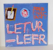 JOHN FRUSCIANTE Letur-Lefr 180-gram VINYL LP/EP Sealed/New Red Hot Chili Peppers