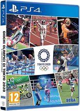 GIOCHI OLIMPICI DI TOKYO 2020 PS4 EU NUOVO VIDEOGIOCO UFFICIALE ITA OLYMPIC GAME