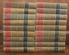Lot - Set of 18 SHAKESPEARE Novels - 1909 Bigelow Smith - President Publishing