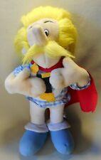 Asterix Kult Comic Plüsch Figur TROUBADIX der Barde Stoff 1994 Höhe ca. 40 cm