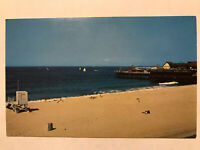 Redondo Beach, California CA Postcard - Beach and Pier