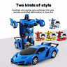 Toys for Kids Transformer RC Robot Car Remote Control 2 IN 1 Children Xmas Gifts