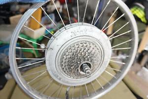 BionX 500 W Fahrradmotor, ca 4000 km gemacht
