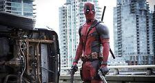 Deadpool Marvel Movie Poster A3 260gsm