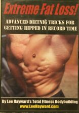 Extreme Fat Loss Lee Hayward Total Fitness Bodybuilding Workout Dvd dieting