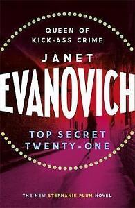 Top Secret Twenty-one by Janet Evanovich (Hardback, 2014)