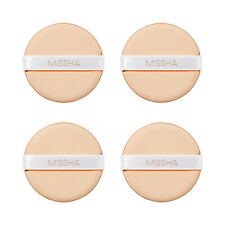 [MISSHA] Tension Pact Puff - 1pack (4pcs) #Fitting