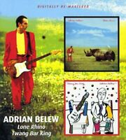 Adrian Belew - LONE RHINO, TWANG BAR KING [CD]