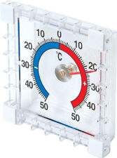 Silverline Fridge/Freezer Conserve/Greenhouse Stick-On Thermometer -50° to +50°C