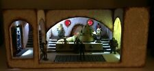 Custom Star Wars JABBA The Hutt's PALACE Diorama for 3 3/4 figure Vintage Jabba
