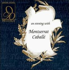 An Evening with Montserrat Caball' (CD, May-1999, Opera D'Oro)