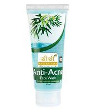 Sri Sri Anti Acne Face Wash 60Ml Free Shipping