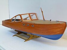 """Beautiful, brand new wooden model ship kit by Nordic Class: the """"Solö Ruff"""""""