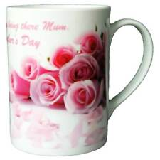 Thank For Always Being There Mum, Bone China Cup - an ideal Mother's Day Gift