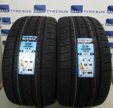 x2 315 35 20 315/35R20 110V XL ROTALLA M+S WINTER NEW TYRES*AMAZING RATINGS C/C*