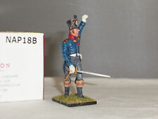 CENTURION NAP018B FRENCH 86TH LINE INFANTRY REGIMENT OFFICER METAL TOY SOLDIER
