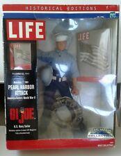 GI Joe Pearl Harbor Attack LIFE Historical Editions US Navy Sailor 2000 Hasbro