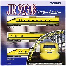 Tomix 92429 Series 923 Shinkansen Doctor Yellow 3 Cars Basic Set - N