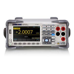 Siglent SDM3045X Tisch-Multimeter (4 1/2 Stellen, ±0,01% Grundgenauigkeit)