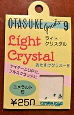 Kotobukiya Otasuke Goods Model Accessories Light Crystal (S - Emerald)